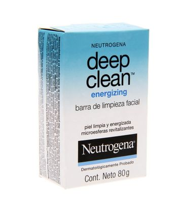 Neutrogena Deep Clean Energizing Sabonete Barra 80g