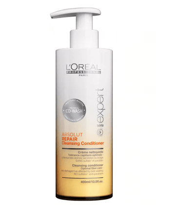 Loreal Profissional Absolut Repair Lipidium Cleansing Conditioner Shampoo 400ml