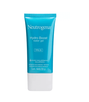 Neutrogena Hydro Boost Water Gel Hidratante FPS 25 55g