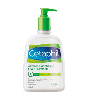 Cetaphil Advanced Moisturizer Loção Hidratante 473ml
