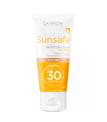 Darrow Sunsafe Protetor Solar Color FPS 30 50ml