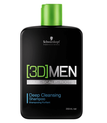 Schwarzkopf 3D Mension Deep Cleansing Shampoo 250ml