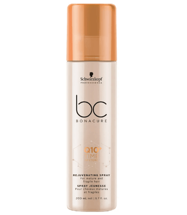 Spray Condicionador Schwarzkopf BC Bonacure Time Restore Q10 200ml