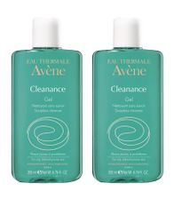 Avene-Kit-Duo-Cleanance-Gel-de-Limpeza-200ml---200ml