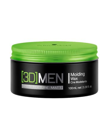 Schwarzkopf-3D-Mension-Molding-Wax