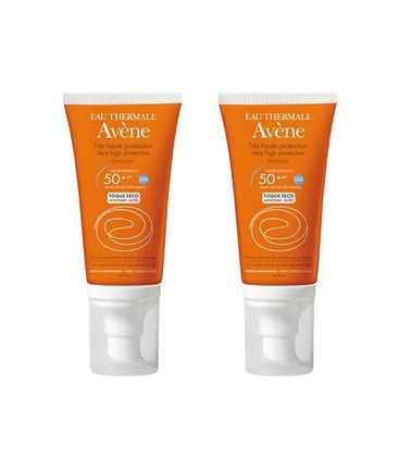 Avene-Kit-Duo-EmulsA£o-Toque-Seco-FPS-50-