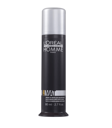 Loreal-Profissional-Homme-Mat-Force-4-Pasta-Modeladora-80ml