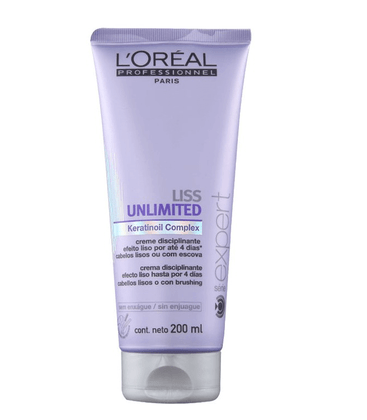 Loreal-Profissional-Liss-Unlimited-Creme-para-Pentear-Disciplinante-Leave-in-200ml