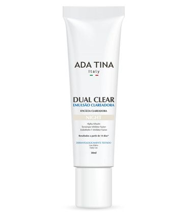 Ada-Tina-Dual-Clear-Night-Clareador-30ml