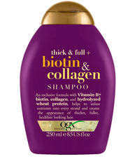 Shampoo-Ogx-Biotin-Collagen-250ml