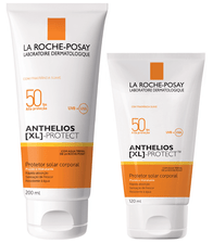 Kit-Protetor-Solar-La-Roche-Posay-Anthelios-XL-FPS-50-120ml---XL-FPS-50-200ml