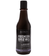 Shampoo-Redken-Brews-Silver-300ml