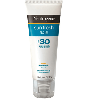Protetor-Solar-Neutrogena-Sun-Fresh-Facial-FPS-30-50ml