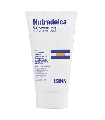 Creme Facial Isdin Nutratopic 50ml