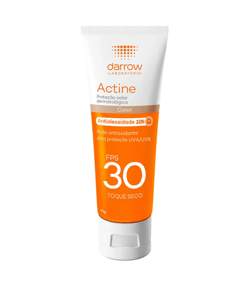 Protetor-Solar-Darrow-Actine-Color-FPS-30-40g