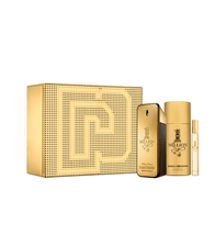 Kit-Perfume-Paco-Rabanne-One-Million-Masculino-EDT-100ml---Desodorante-150ml---Travel-10ml
